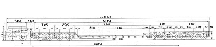 Cometto 6+4 250