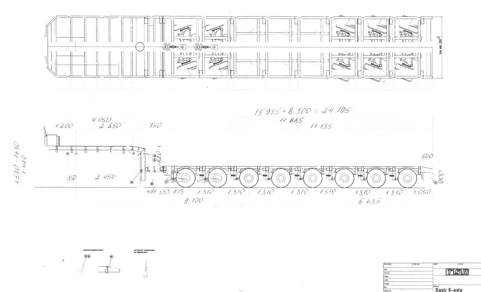 TSR 8 80